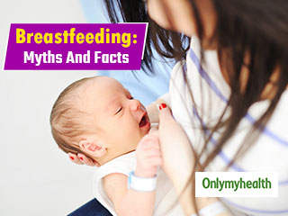 #noshameinbreastfeeding: Myths And Facts Associated With <strong>Breastfeeding</strong>