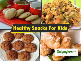 <strong>Healthy</strong> <strong>Snacks</strong> For Kids: 4 Homemade Dishes To Control The Munching Habits