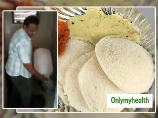 Idli Vendor Uses Toilet Water to Prepare Food: Know <strong>tips</strong> to prevent a stomach infection after <strong>eating</strong> out