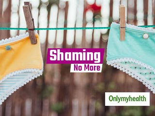Say No To Lingerie-Shaming. Drying Underwear in Closed Surroundings Can Lead to Infections