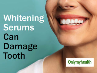 Whitening <strong>Products</strong> May Damage Teeth: Study