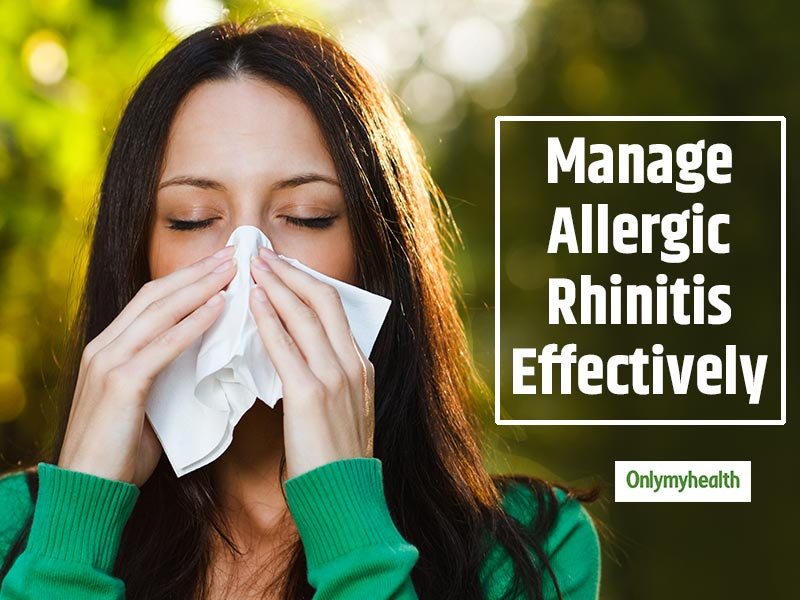 Allergic Rhinitis is a Type of a Skin Allergy