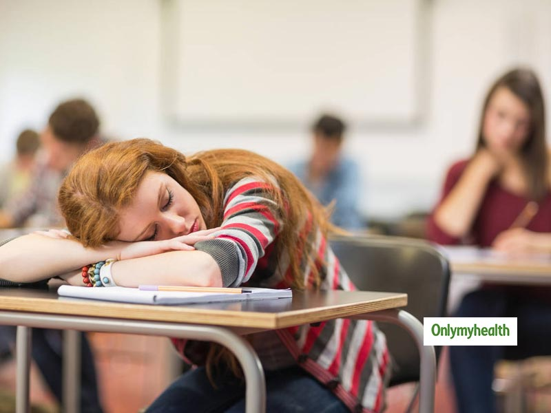 Inadequate sleep may increase the risk of mental health issues in students