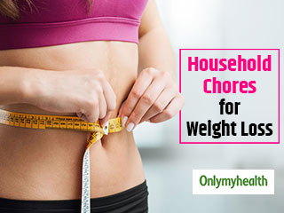 These Household Chores Can Help You Lose Weight