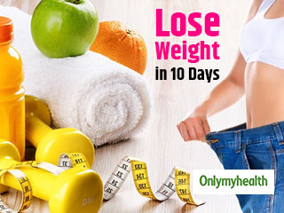 <strong>Lose</strong> <strong>Weight</strong> in 10 Days with these Simple Tips