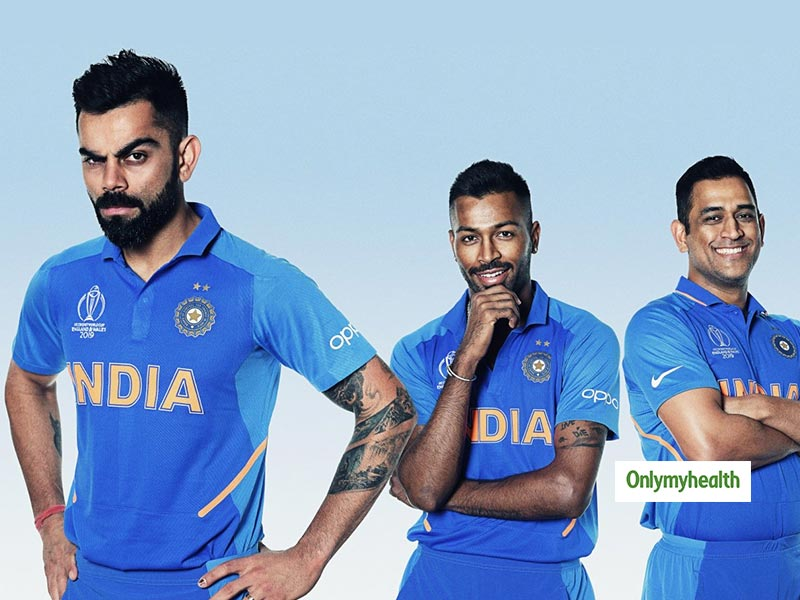 ICC World Cup 2019: Here's The List Of Most Stylish Cricketers In India