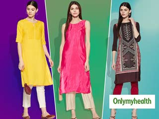 Women's Straight Kurtas: Top 5 Kurtas To Keep You Cool This Summer