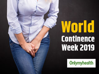 World Continence Week 2019: Urinary Incontinence is Curable
