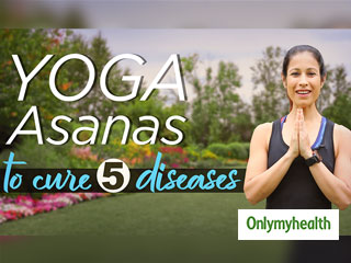 International Yoga Day 2019: 5 Diseases That You <strong>Can</strong> Control With Yoga