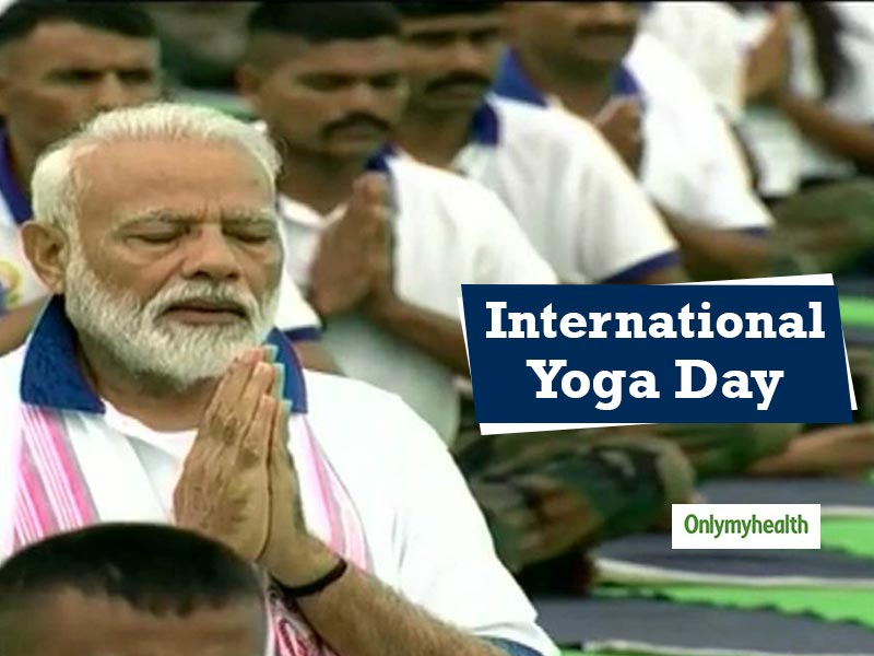 International Yoga Day 2019: Here's How India Celebrated Yoga Day along with PM Narendra Modi