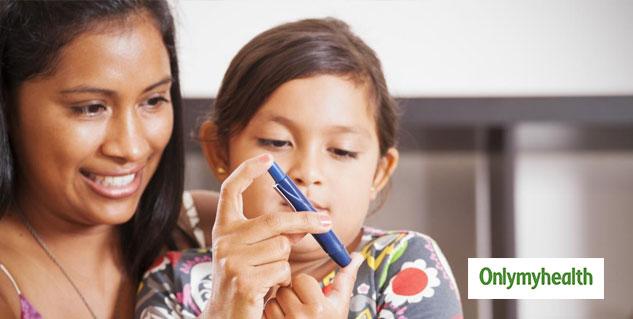 Normal Blood Glucose in Children