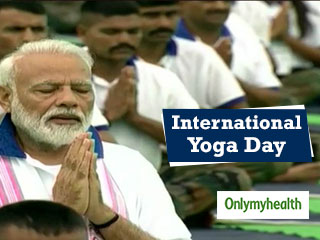 <strong>International</strong> <strong>Yoga</strong> <strong>Day</strong> 2019: Here's How India Celebrated <strong>Yoga</strong> <strong>Day</strong> along with PM Narendra Modi