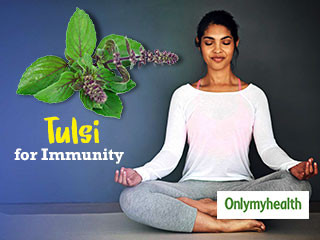 Here's How <strong>Tulsi</strong> is a Powerful Herbal Immunity Booster