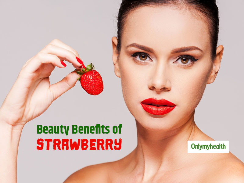 Beauty Benefits of Strawberry for Skin for a Natural Flush