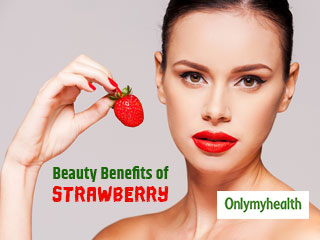 <strong>Beauty</strong> Benefits of Strawberry for Skin for a <strong>Natural</strong> Flush