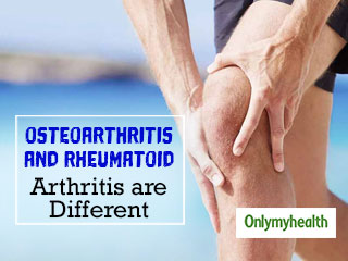 There is a Fine <strong>Difference</strong> Between Osteoarthritis and Rheumatoid Arthritis