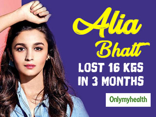 Alia Bhatt's Weight Loss of 16 Kgs in 3 Months: Get Inspired from Her <strong>Workout</strong> and Diet Regime