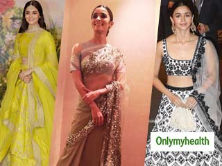 Take clues from Alia Bhatt and rock every wedding you attend