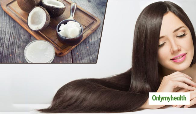 Simple methods of using coconut oil for hair growth
