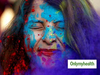 Holi <strong>2019</strong>: Tips to Safeguard your Skin from Harsh Colours