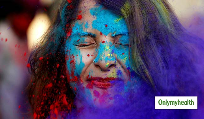 Holi 2019: Tips for protecting your skin from harsh colors