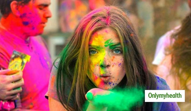 Effective Ways to Wash Off the Holi Colour