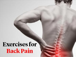Exercise To <strong>Relieve</strong> Back Pain Instantly