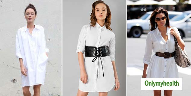 5 Ways to Style a White Shirt this Summer