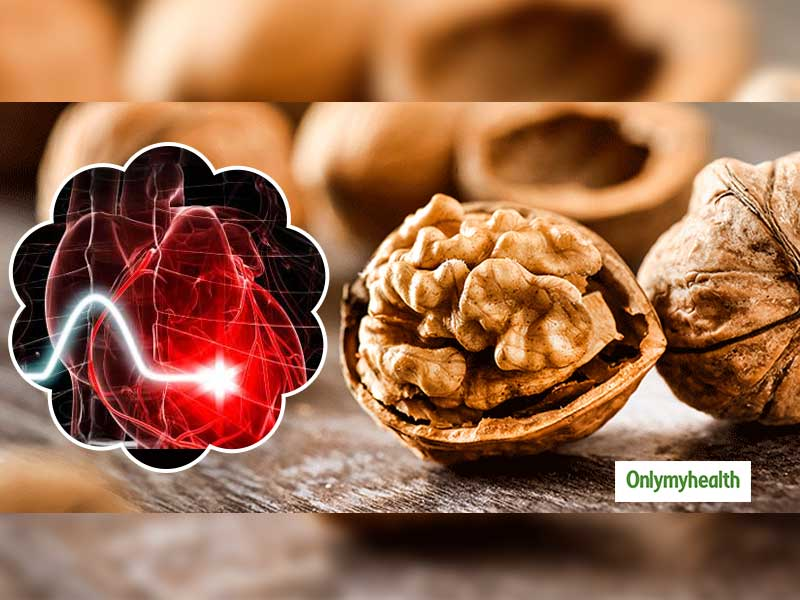 Eating walnuts may help you reduce the risk of heart diseases