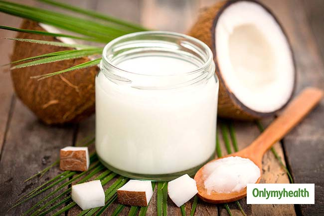 Coconut oil as a natural deodorant