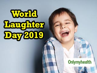World Laughter <strong>Day</strong> 2019: Laugh your way to a healthy life with laughter <strong>yoga</strong>