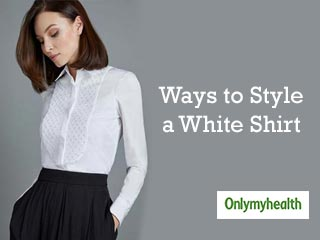 5 Ways to <strong>Style</strong> a White Shirt this Summer