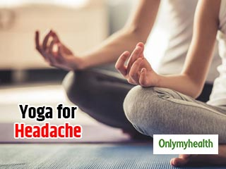 5 Yoga Poses to <strong>Treat</strong> Headache