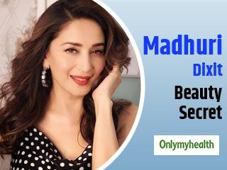 Madhuri Dixit <strong>Birthday</strong>: Beauty Secrets From the Ageless Diva