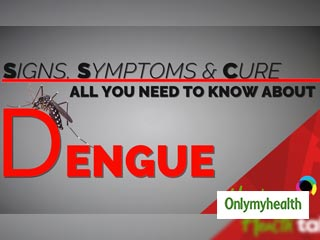 <strong>Signs</strong>, Symptoms and Cure: All you need to know about dengue