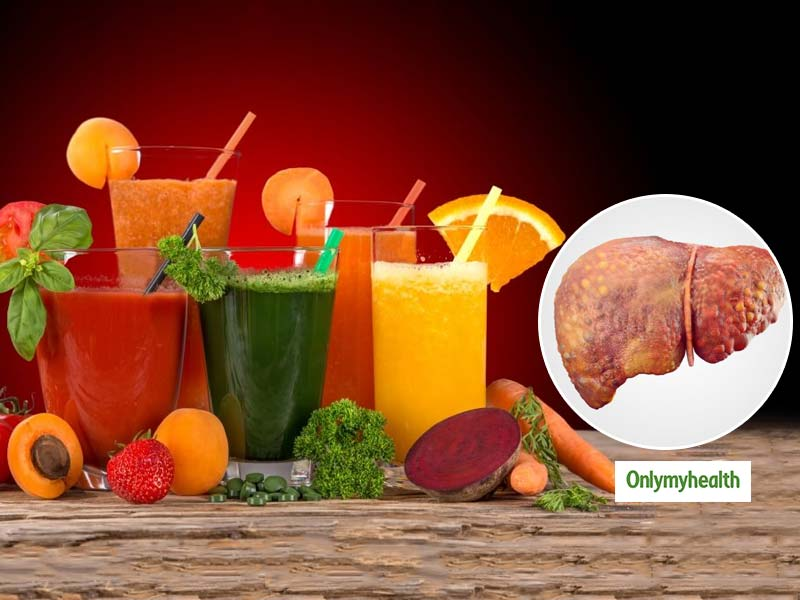 Fatty liver? Detox your liver with these amazing juices