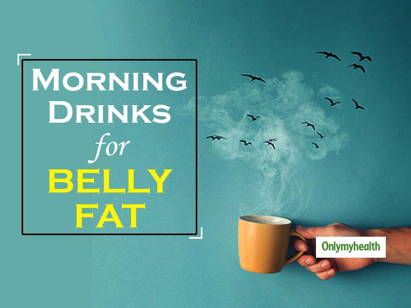 Morning Drinks For Flat Belly: Top 5 Healthy Beverages For Weight Loss