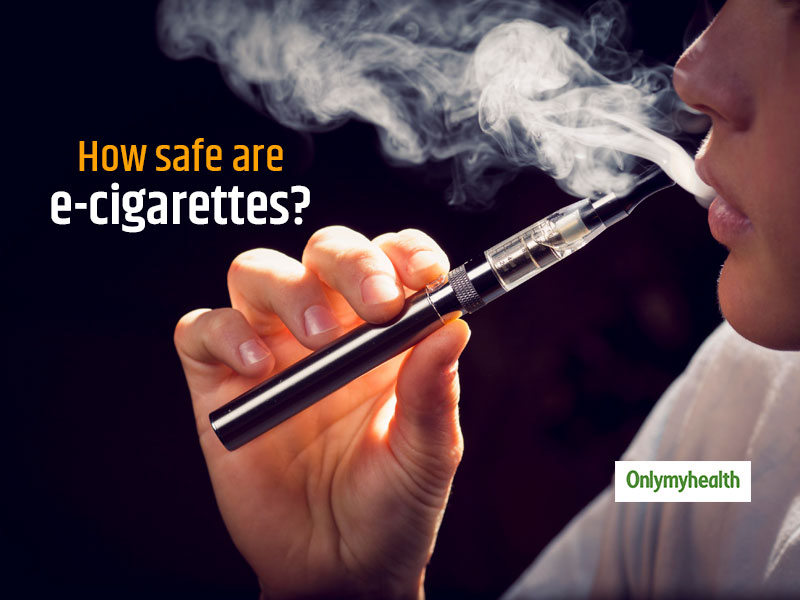 Are e-cigarettes safer than tobacco? 4 myths about e-cigarettes busted