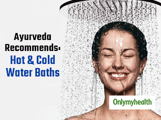 Hot <strong>Water</strong> or <strong>Cold</strong> <strong>Water</strong> Bath: Here's What Ayurveda Recommends