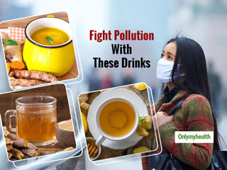 Delhi Pollution: Consume These 3 Detoxifying Drinks To Nullify Harmful Effects Of Pollution