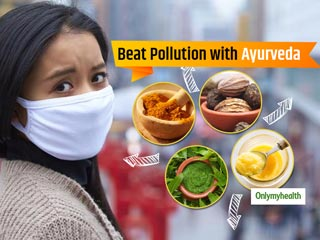 Delhi Pollution Taking Toll On Your <strong>Health</strong>? Here Are Some Life-Saving Ayurvedic Hacks For You