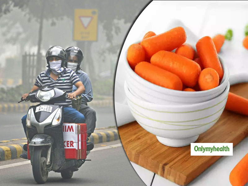 Eat Carrots To Beat Air Pollution, Says Union Health Minister Dr Harsh Vardhan