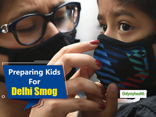 As Delhi Chokes, Here's How Schools Are Combating <strong>Air</strong> <strong>Pollution</strong>, Shares This Educationist