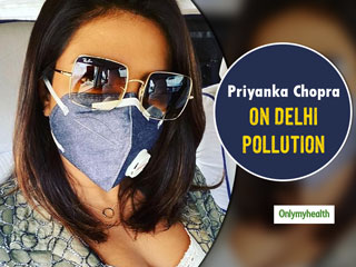 Priyanka <strong>Chopra</strong> Said This About Air Purifiers And Masks On Delhi's Pollution