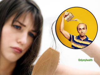 Not Just In Men, <strong>Hair</strong> Loss Is Common In Women Too. Know The Reasons And Preventive Tips