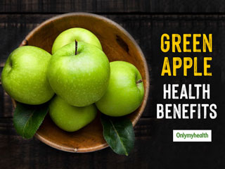 5 Surprising Health Benefits Of <strong>Eating</strong> Green Apple