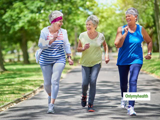 Lesser Risk Of Hip <strong>Fracture</strong> In Physically Active Old Women Says Study
