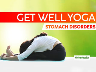 Get Well Yoga: Asanas for <strong>Stomach</strong> Disorders