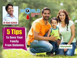 World Diabetes Day 2019: 5 Tips To Safeguard Your Family From Diabetes, <strong>Shares</strong> Dr Ram Ashish