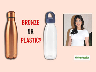 Health <strong>Benefits</strong> Of Bronze (Kansa) Bottles Over Plastic Bottles, Explained By Dr Namita Jain